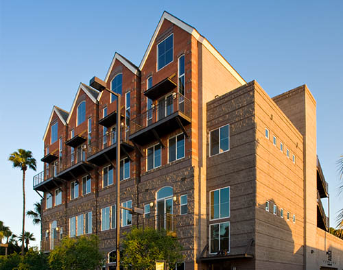 Mixed Use Business Residential